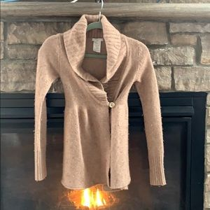 Aritzia Talula cute wool blend sweater
